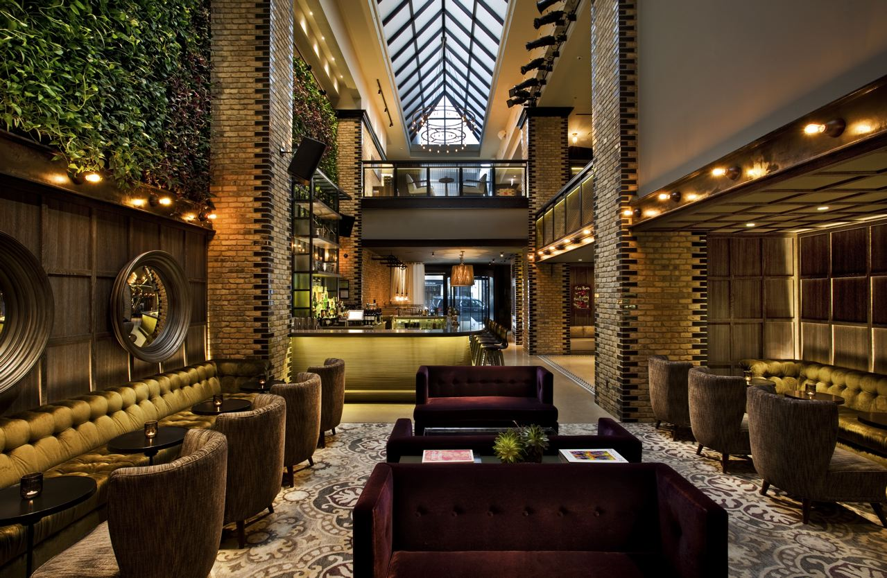 Downtown chicago luxury boutique hotels thompson chicago for Top luxury boutique hotels
