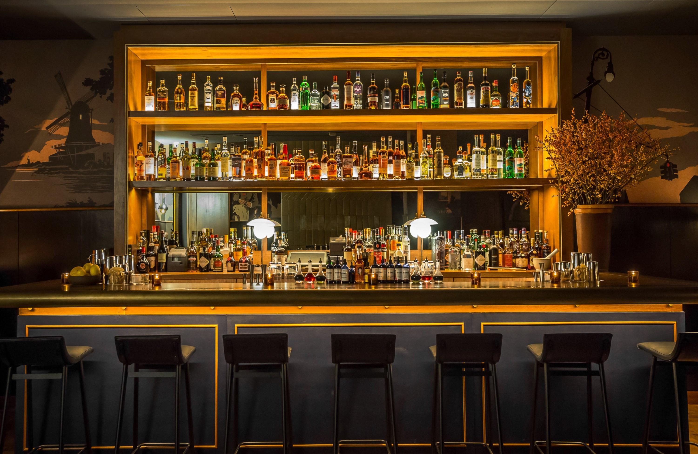 cocktail bars tribeca smyth a thompson hotel evening bar