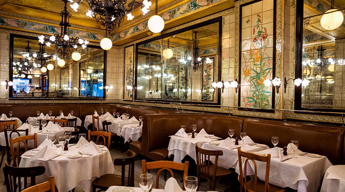French Restaurants Lower Manhattan Augustine