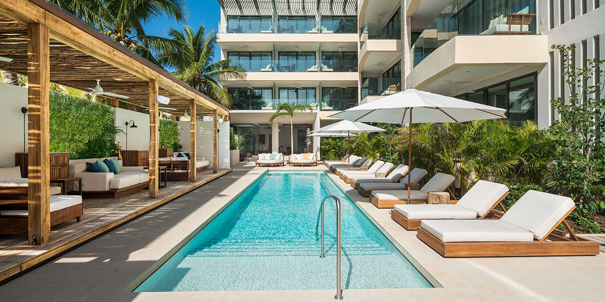 Exceptionnel Playa Del Carmen Beachfront Luxury Hotel Suites | Thompson Playa Del Carmen    Beach House