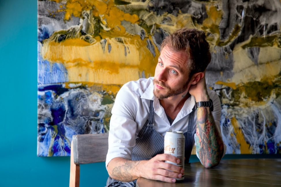 Chef Derek Simcik, Thompson Seattle