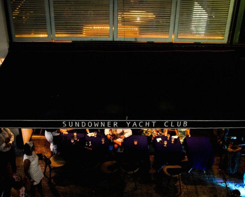 Courtesy Sundowner Yacht Club