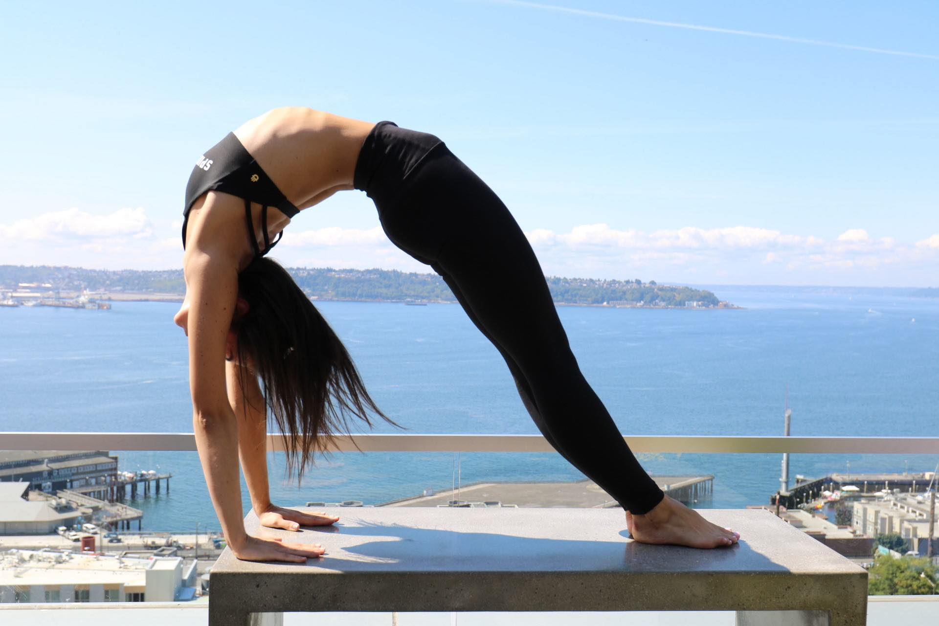 Thompson Seattle Rooftop Yoga