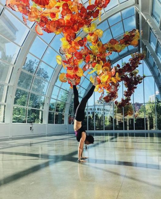Courtesy Yoga Under Glass