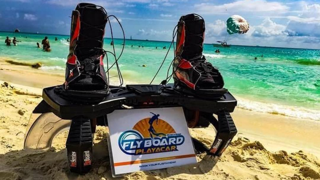 Coutesy @flyboard_of_playacar