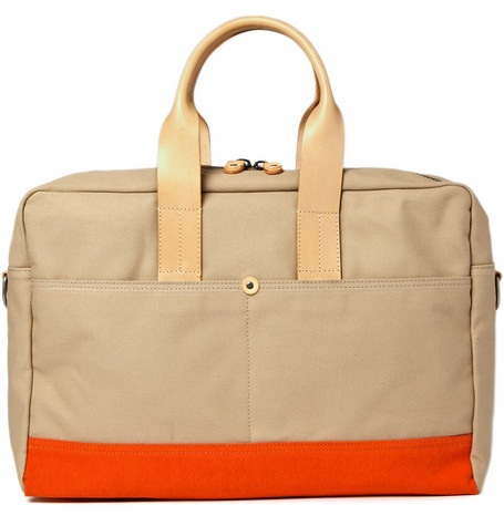 Levi's Made & Crafted Canvas Holdall Bag ($435), mrporter.com