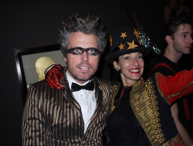 Cynthia Rowley & Bill Powers