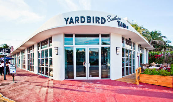 Yard Bird Southern Table & Bar
