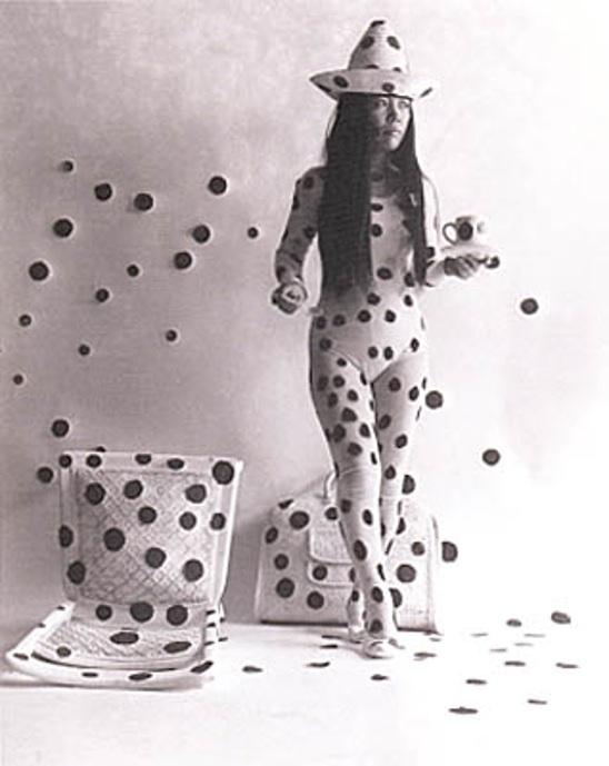 Yayoi Kusama: Polka-Dotty