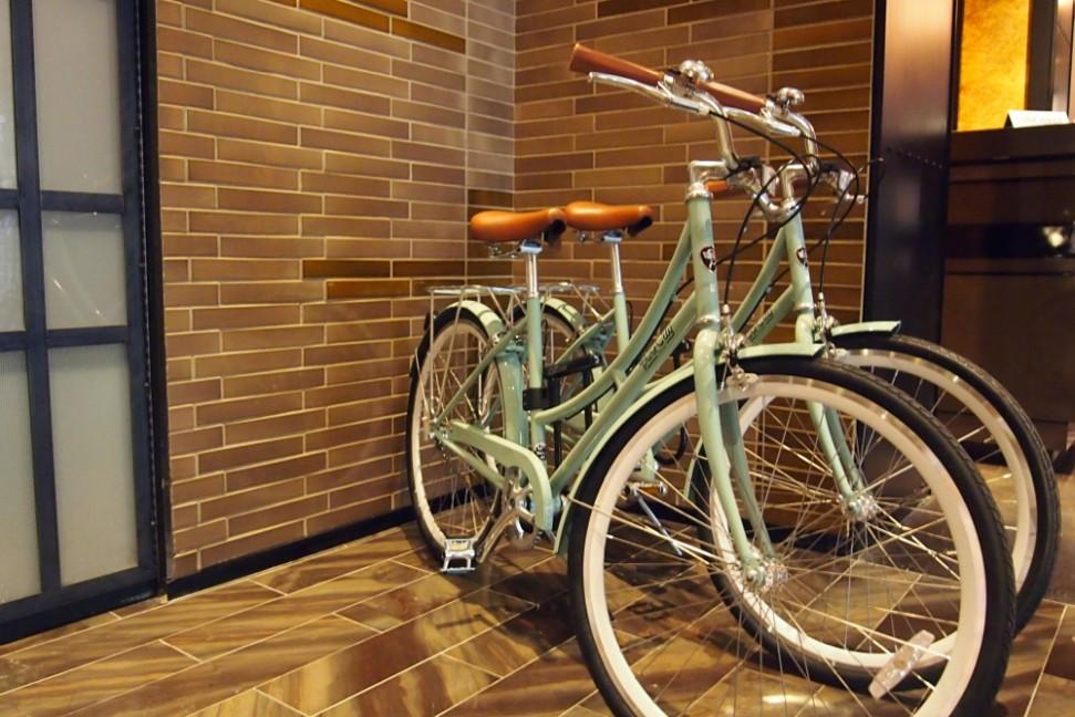 Bikes at Smyth