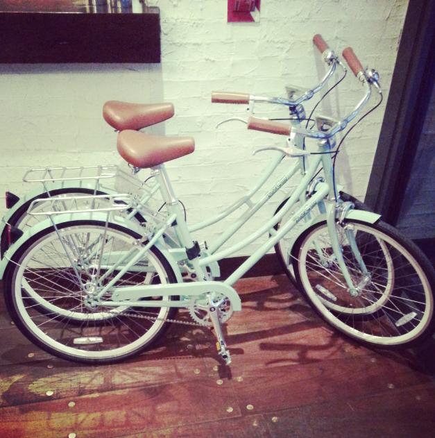 Pure Cycle Bikes at Gild Hall