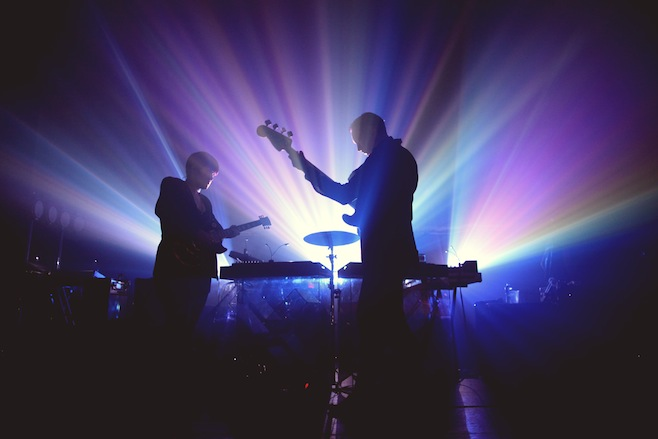 The XX c/o Pitchfork