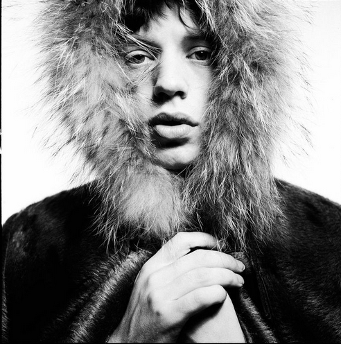 Mick Jagger by David Bailey, 1964 © David Bailey