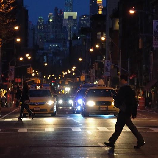 Cinematic City: Smyth Hotel at Night