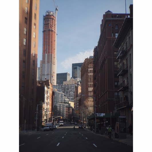 Scenes from the City: Lower Manhattan