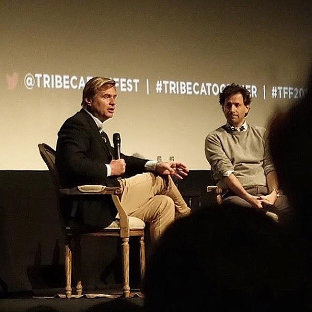 TriBeCa Talks: World class film directors chatting