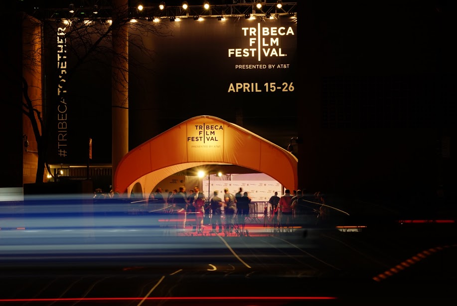 Cinematic City: tribeca film festival vibes