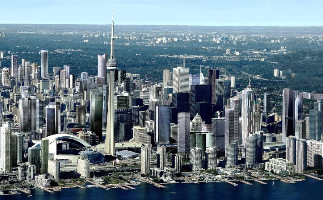 Buildings Of Toronto