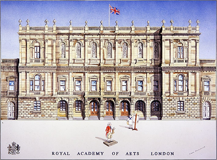 Royal_Academy_Simon_Fieldhouse