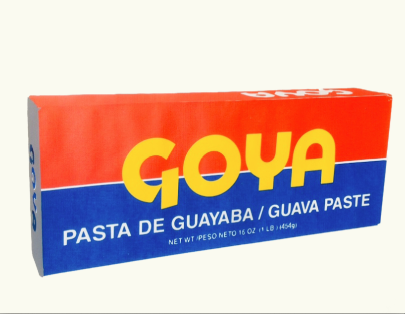 Guava Paste. GOYA Series by David Ortiz presented by Studio 55