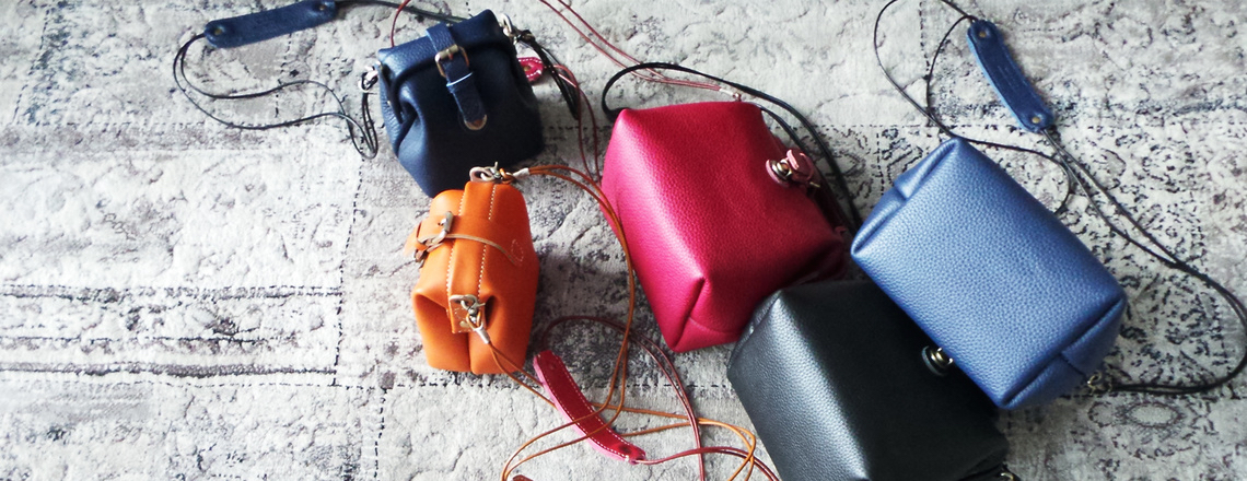 Uppdoo Hand crafted bags