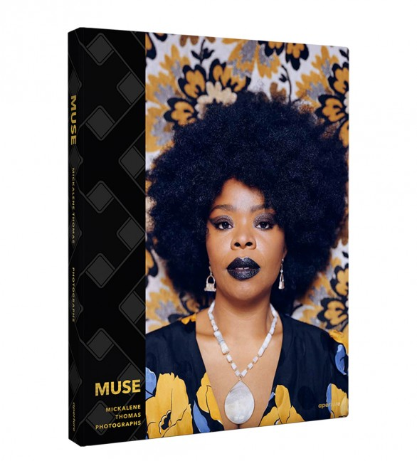 Mickalene Thomas will be signing her new book Muse