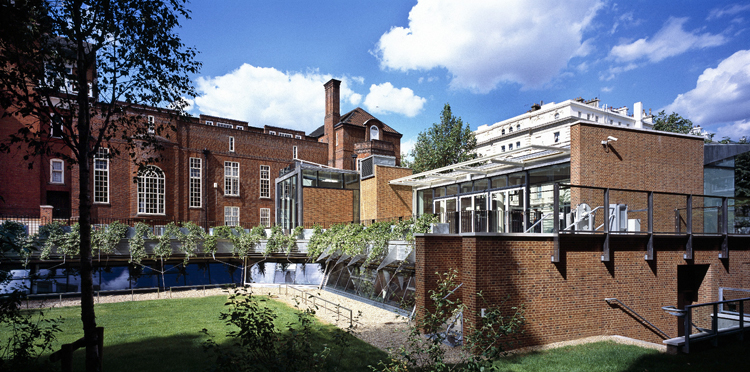 Royal Geographical Society Garden