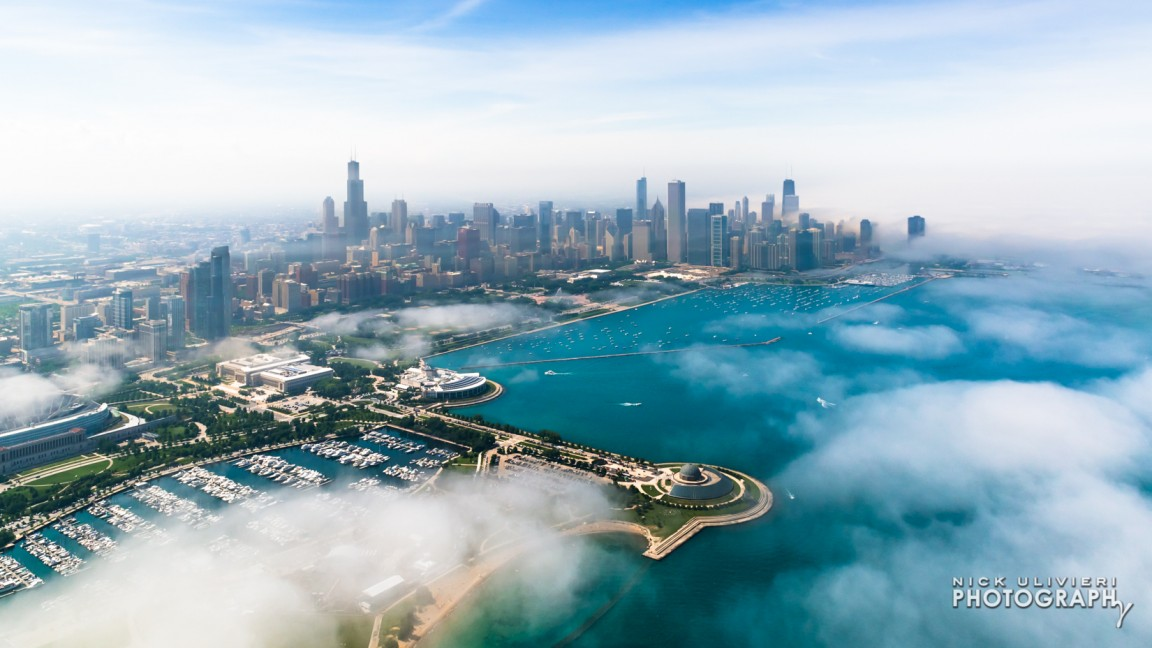 Chicago from the Air, Nick Ulivieri