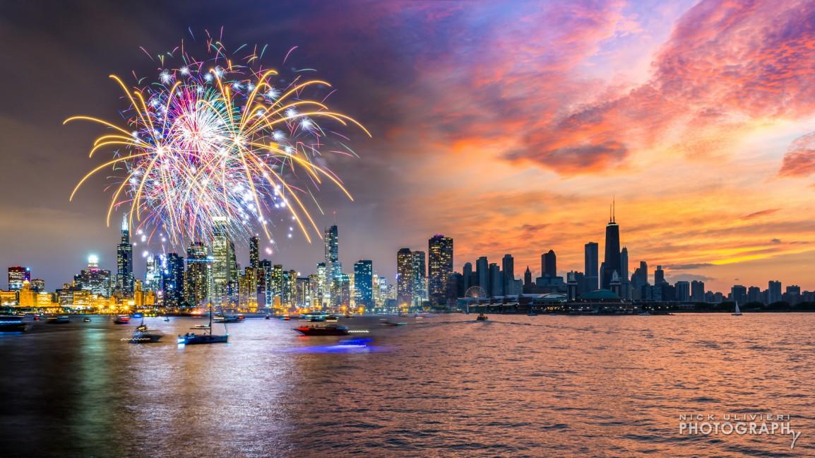 Chicago Skyline, Nick Ulivieri