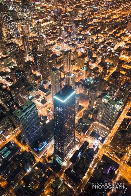 Night Aerial, Nick Ulivieri