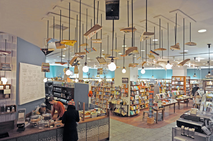 McNally Jackson Bookstore