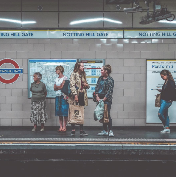 Notting Hill, Photo Credit: Mr.Whisper