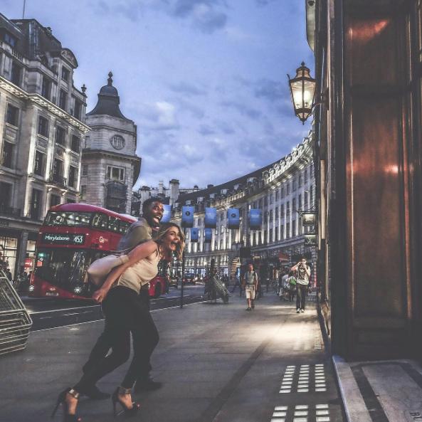 Regent Street, Photo Credit: Mr. Whisper