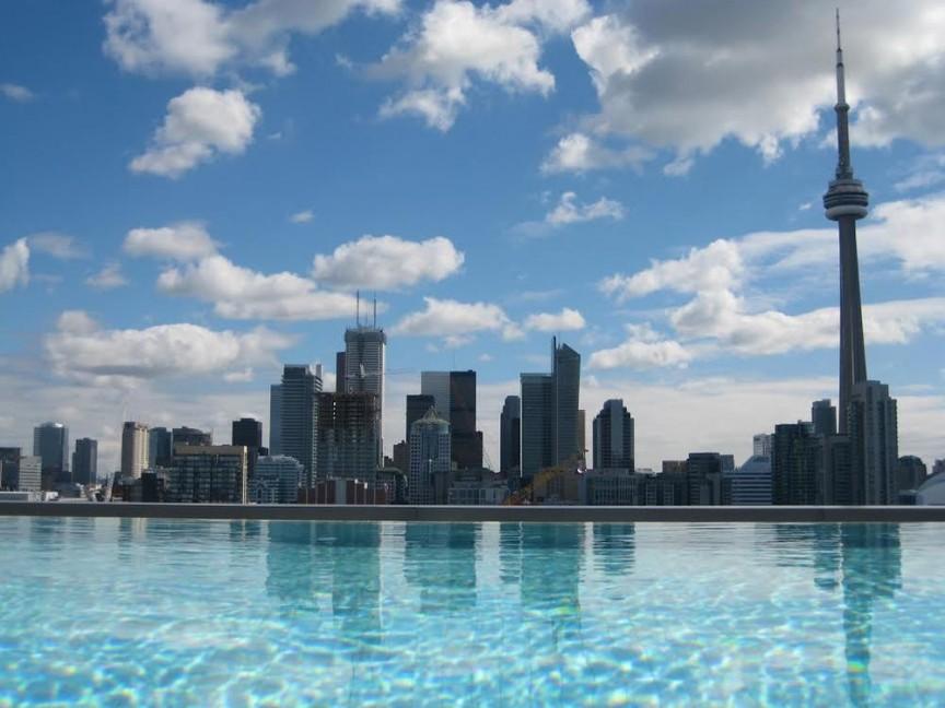 Thompson Toronto Rooftop