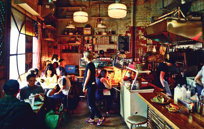Hanmoto, Photo Credit: Dave Gillespie for Toronto Life