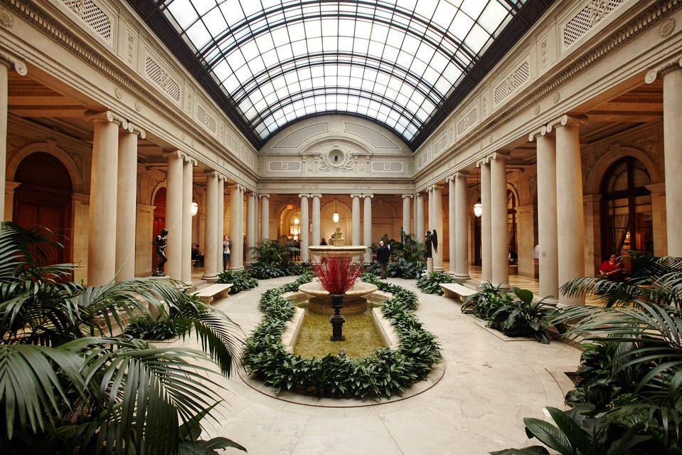 The Frick Collection courtesy Wall Street Journal