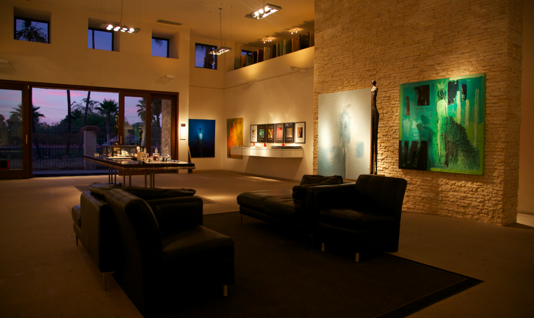 Frank Arnold Gallery