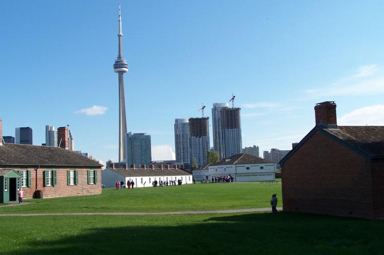Fort York Courtesy Toronto Snaps