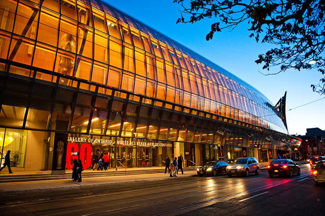 Market Gallery Toronto. Photo Credit: Citizen Quiz