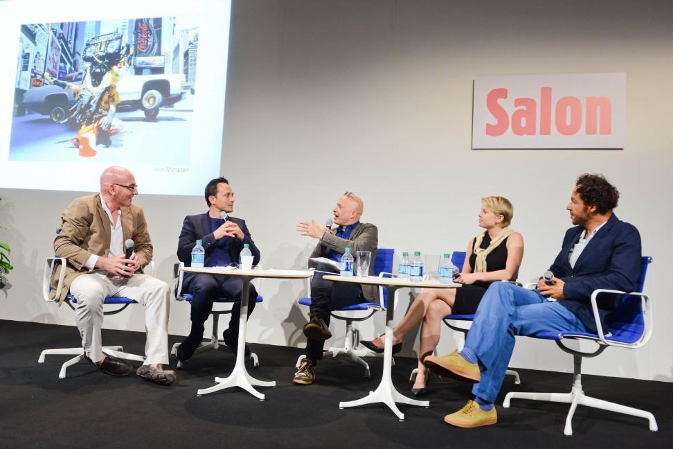 Art Basel Salon Talk 2015