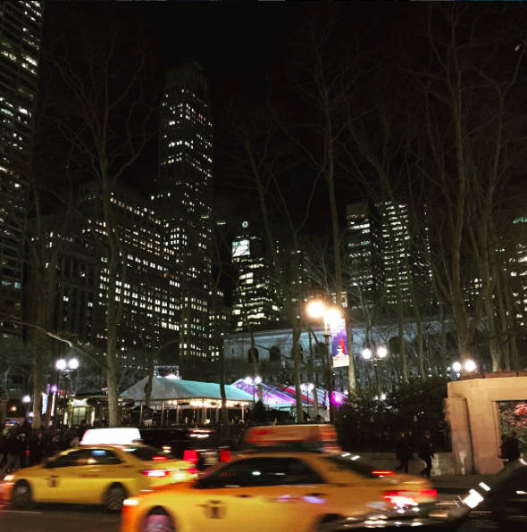 Photo Credit: Bryant Park