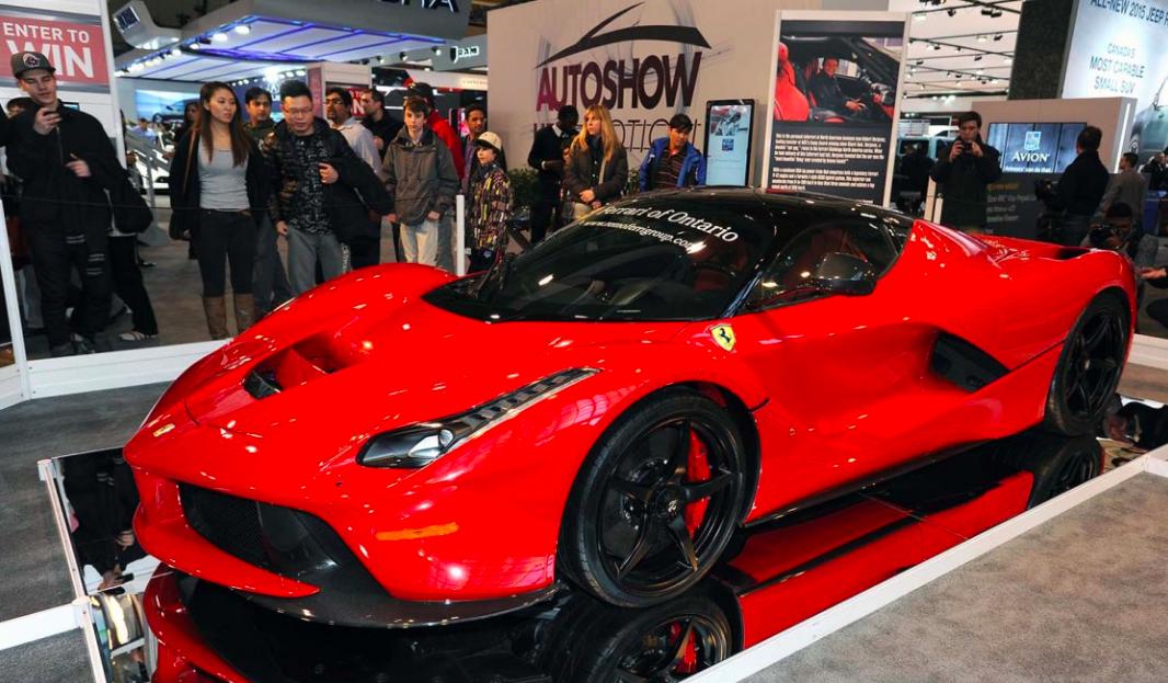 Courtesy Canadian International Auto Show
