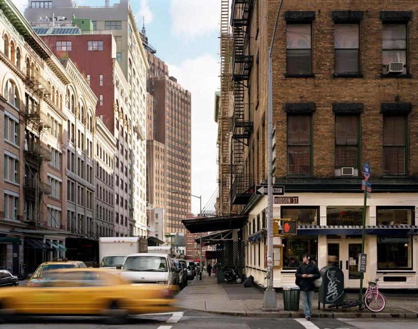 Historic Tribeca photo credit David Leventi