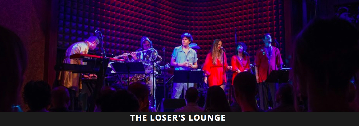 The Losers Lounge, Photo Credit John Huntington