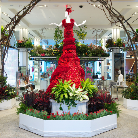 Photo Credit: Macy's Flower Show
