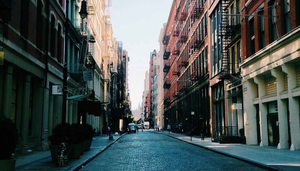 Image result for Crosby Street new york""