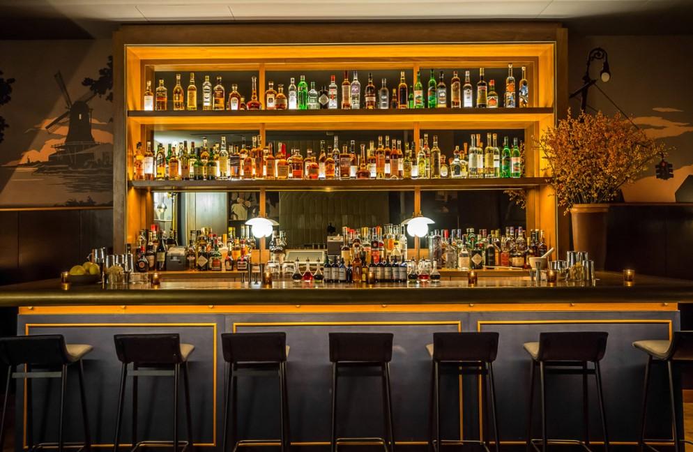 Evening Bar at The Smyth