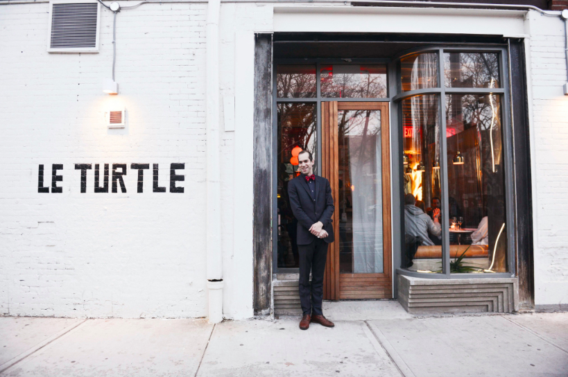 Le Turtle photo courtesy Liz Barclay for The New York Times