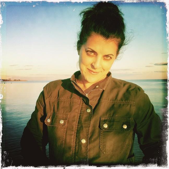 Director Lydia Tenaglia