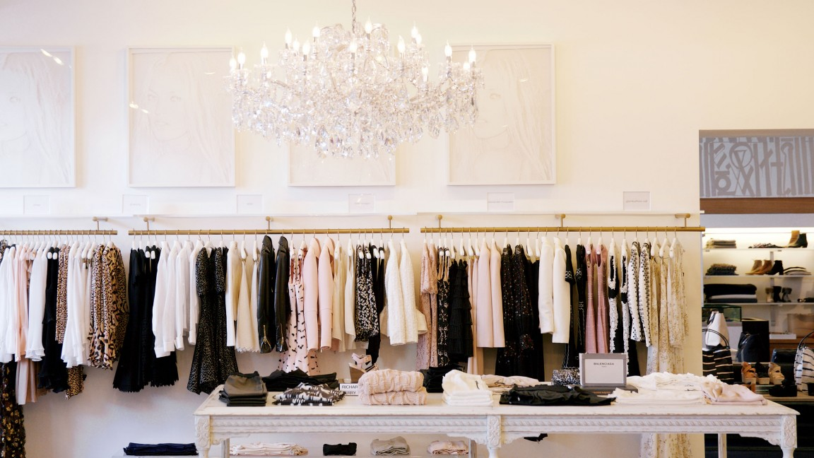 The Elsye Walker Boutique in Pacific Palisades